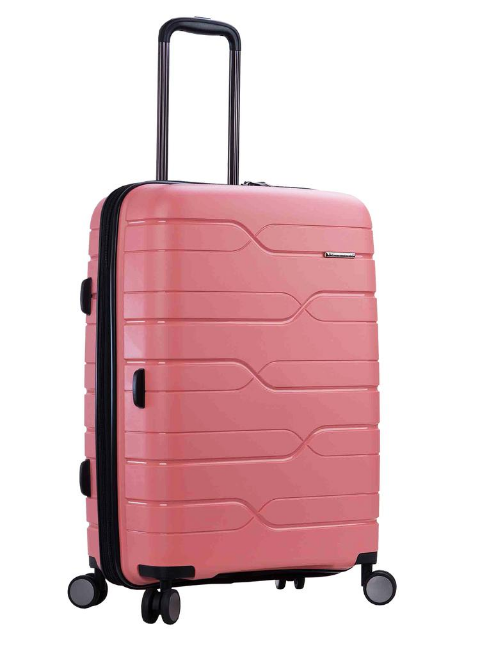valise pink snowball